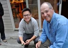 David Zeng规划及美国高中雷火官网的成长记录